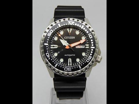 Citizen Marine Sport -  NH8380-15E