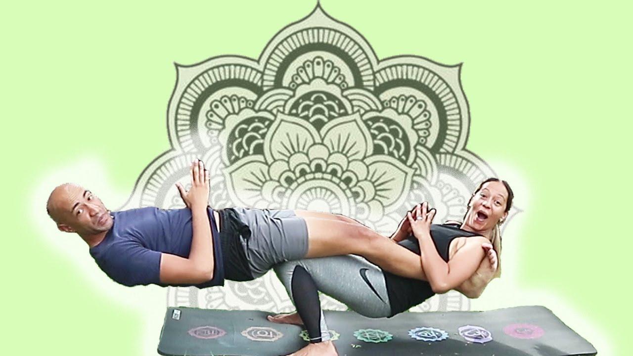 Partner Yoga Poses Youtube
