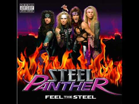 Steel Panther ~ Party All Day