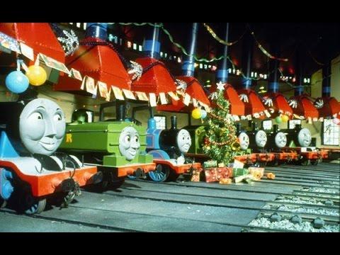 Thomas & Friends: Festive Christmas Favorites - DVD - YouTube