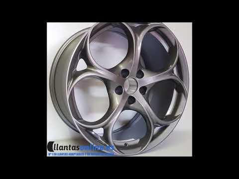 Llantas Alfa Romeo