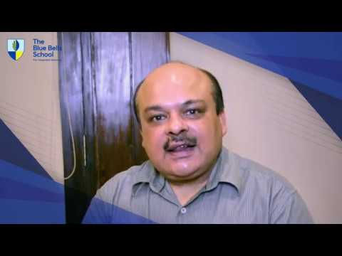 The Blue Bells School for integrated learning - Message for parents from Mr. Ashish Gulati