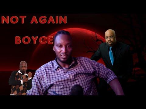 DR. Boyce Watkins Makes a Fool of Himself Envious of Kwame Brown