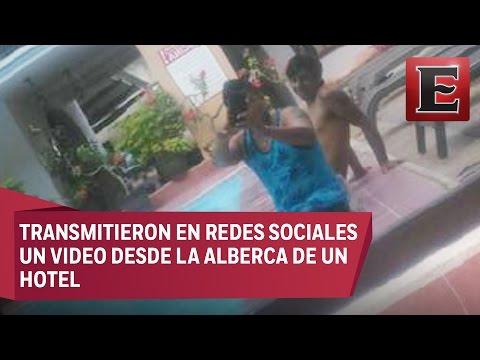 Jóvenes asesinos se graban antes de ejecutar a mujer en Mérida