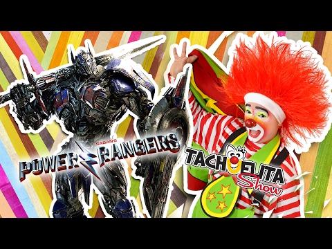 Tachuelita show TV - Tachue TOP 5 (Estrenos de Pelicula) 2017
