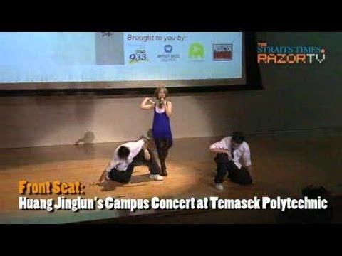 Huang Jinglun's Campus Concert (Pt1)