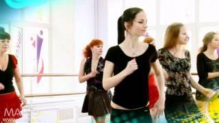 Уроки танцев Latina solo - школа танцев МАРТЭ