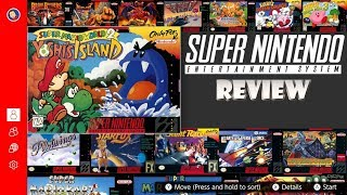 SNES - Nintendo Switch Online (Switch) Review (Video Game Video Review)