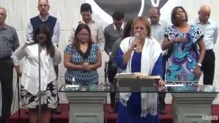 Oración y Lectura Inicial  --- Hna.  Maritza Colón