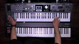 Roland Gig Rigs - VR-09/RD-64