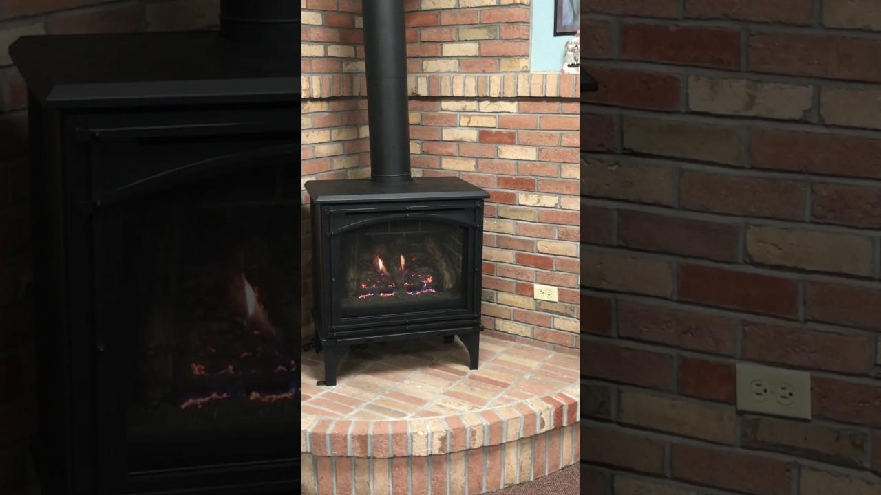 kozy heat birchwood youtube