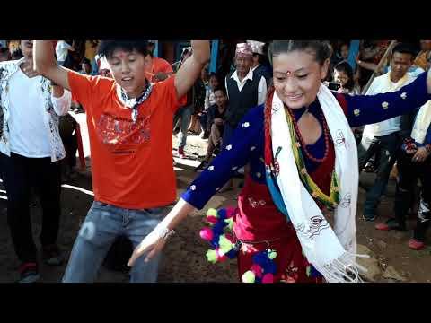 नाच हार भय पछी जन्ती सँग जानु पर्य्को  NEPAL WEDDING DANCE  नानी हरु New Nepali Movie Tanahu Palpa