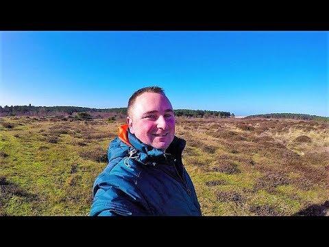 Smal winter hike in Bergen 16-02-2018 Vlog 312