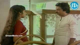 Mouna Ragam Movie Revathi, Mohan Climax Scene