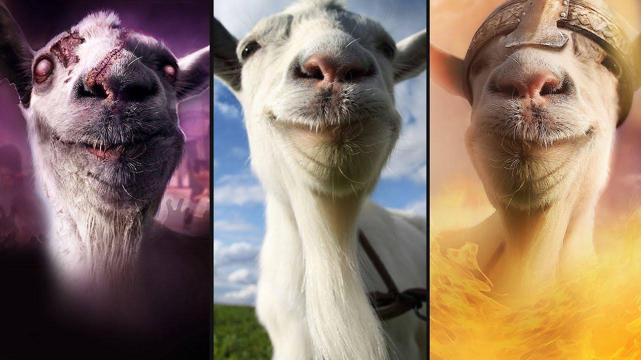 download goat simulator apk data free
