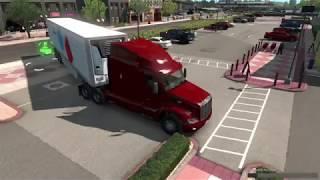 Новый DLC Вашингтон - American Truck Simulator Обзор Первый взгляд