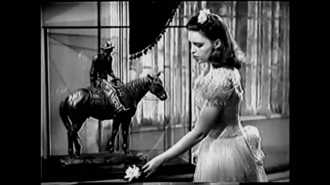Judy Garland If I Forget You 1940 Youtube