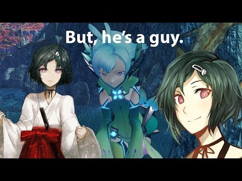 Steins;Gate But He's A Guy - Xenoblade Chronicles 2
