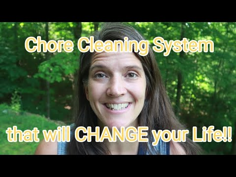 The BEST completely FREE CLEANING SYSTEM that will CHANGE your life
