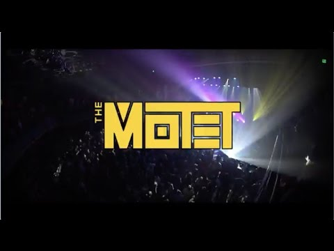 The Motet - Live at Revolution Hall - Portland, OR - 11/18/2016