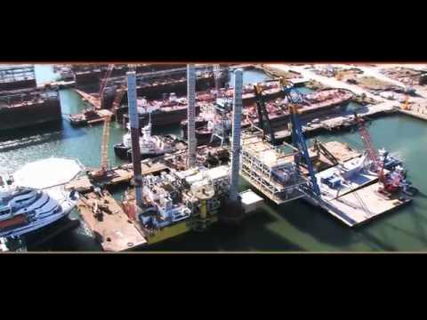 Afren plc   News   Media   Ebok Mobile Offshore Production Unit