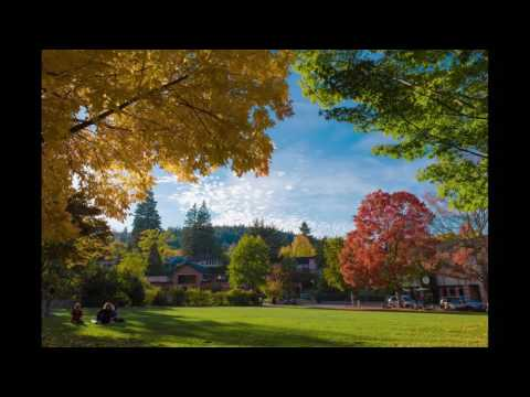 Fall in the Park 2016 - Lithia Park, Ashland, OR