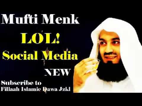 LOL! Social Media ~ Mufti Ismail Menk   Sri Lanka Tour 06 Dec 2014!!!   YouTube