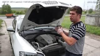 BMW X6 Тест драйв Anton