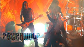 """POWERWOLF """"Fire & Forgive"""" live in Athens [4K]"""