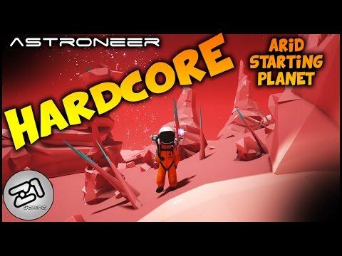 Astroneer Hardcore Arid Planet !!   Lets play astroneer gameplay update 131  Z1 Gaming