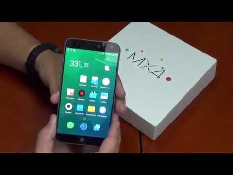Meizu MX4. Эксклюзив от Chinavasion
