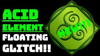 *NEW* ACID ELEMENT GLITCH! | Roblox Elemental Battlegrounds