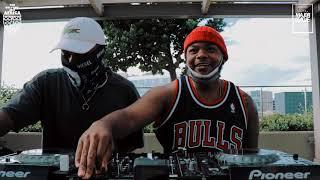 Amapiano Live Balcony Mix Africa B2B Mr Jazzi Q | S2 | Ep1 Leonardo Sandton