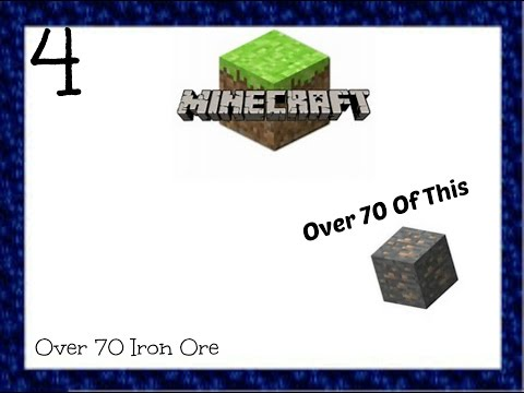 Over 70 Iron Ore!| Minecraft Galactic Survival #4