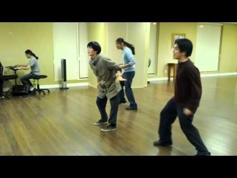 MFFC joyful joyful choreography