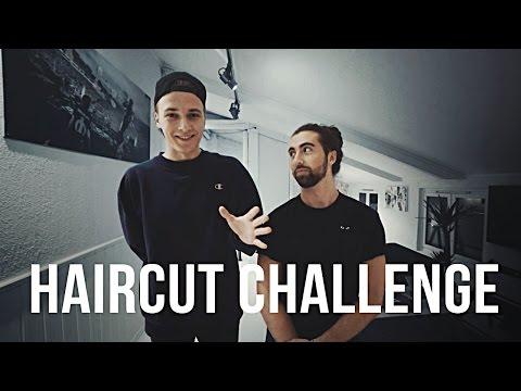 THE HAIRCUT CHALLENGE! | Vlog 02