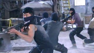 Băng Đảng Giang Hồ Bị Tiêu Diệt Cả Cụm Vì Cả Gan Động Vào Đội Trưởng | Phim Hành Động Võ Thuật