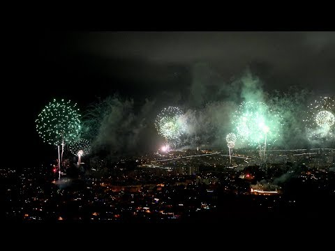 New Year's Eve in Madeira 2018 2019 - Show of Fireworks