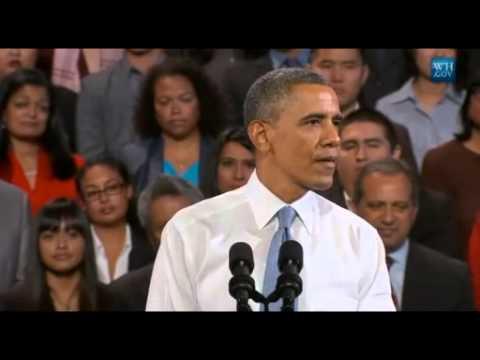 Obama On Immigration Reform-Full San Francisco Speech