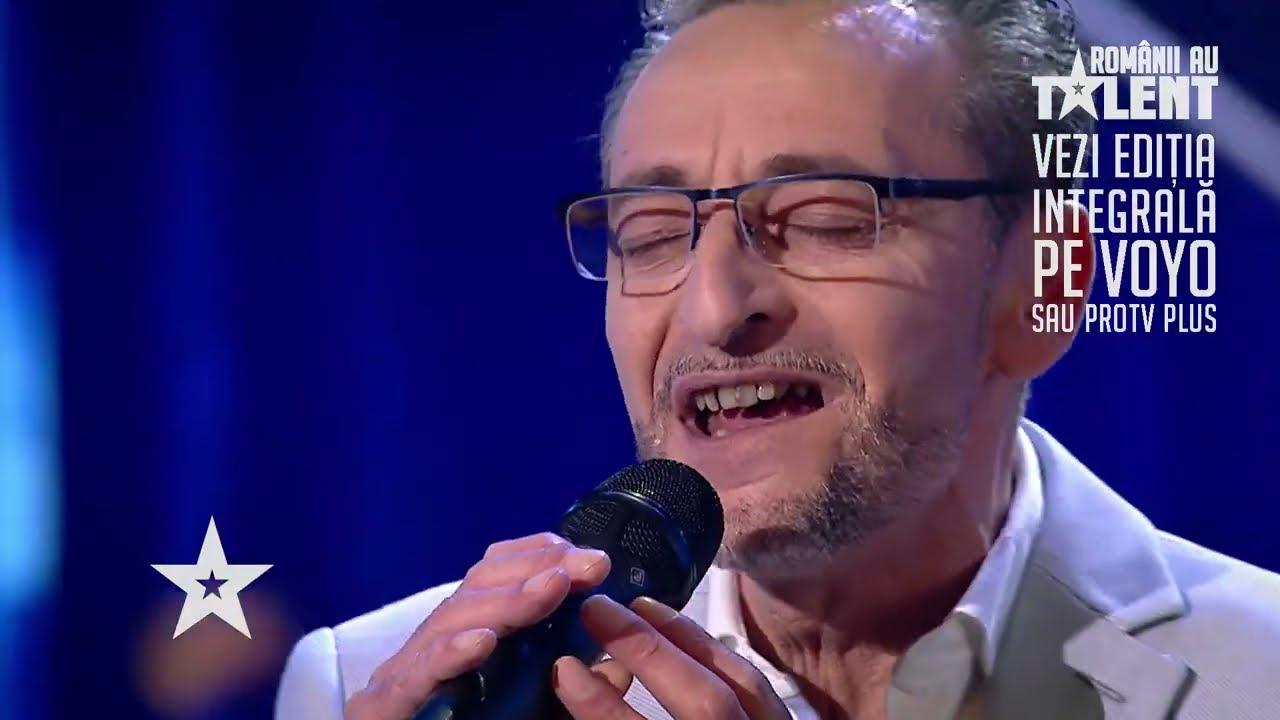 Românii au talent 2021: Alberto de Blasi - solist vocal