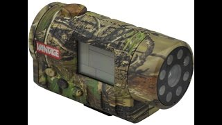 Обзор экшн-камеры Wildgame Innovations Infrared Action Video Camera AC5xCG 4x Zoom