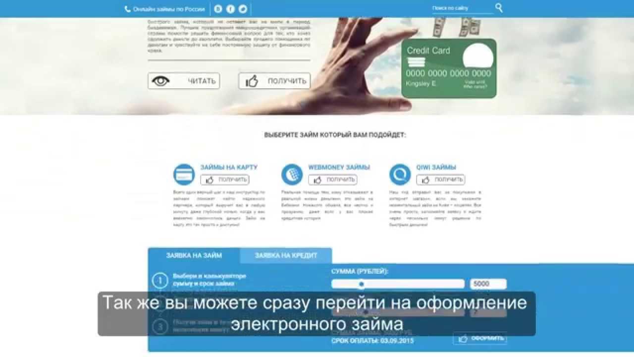 потребительский кредит 2020