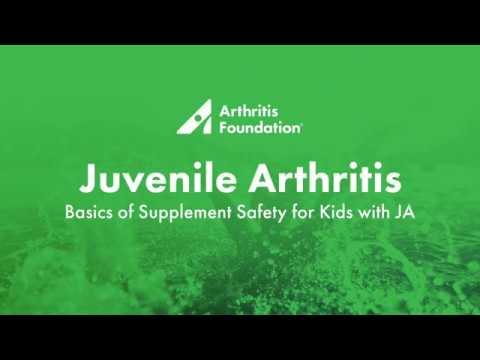 Basics of Supplement Safety for Kids with JA