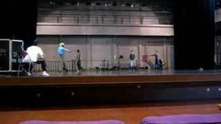中央芭蕾舞�排練3