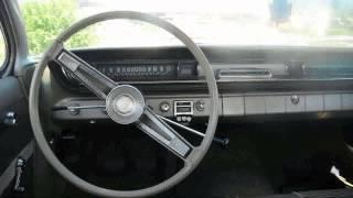 FOR SALE 1962 Pontiac Laurentian IN VERNON  BC V1H2J6