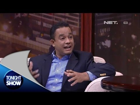 Tonight S - Anis Baswedan dan Pandji Pragiwaksono membahas Pemuda Indonesia