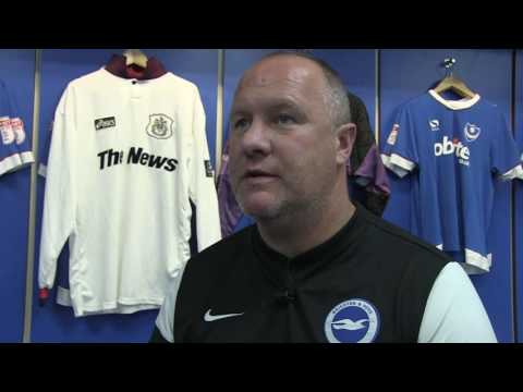 Full Guy Butters 'Football Life Stories' interview now available on Pompey Player