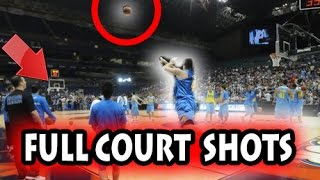 Longest Full Court Shots in Basketball History (NBA) thumbnail