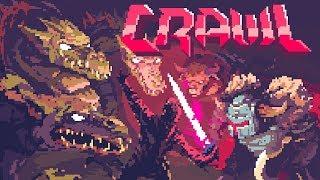 Crawl 1 Пиксельное безумие