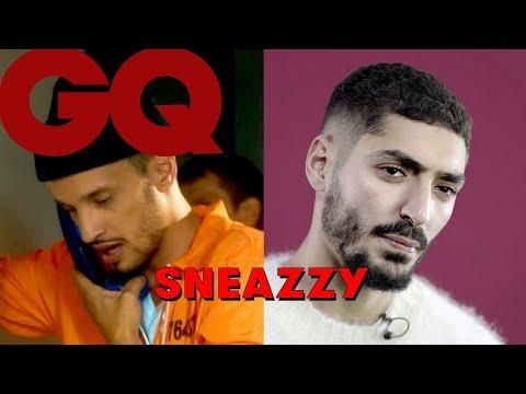 Youtube: Sneazzy juge le rap français: Booba, Jul, Mister V…   GQ